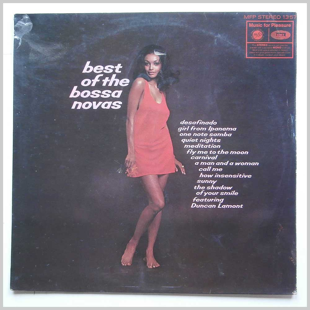 Duncan Lamont - Best Of The Bossa Novas (MFP 1357)
