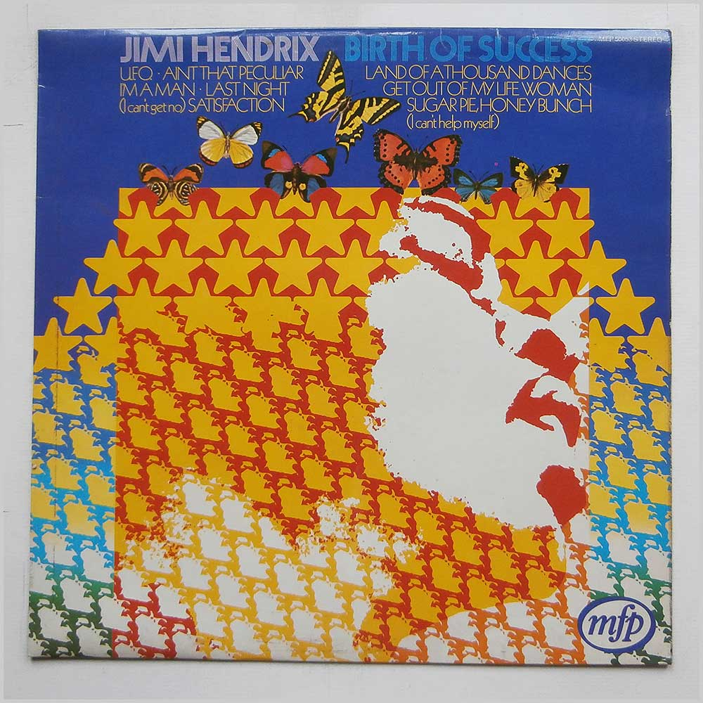 Jimi Hendrix - Birth Of Success (MFP 50053)