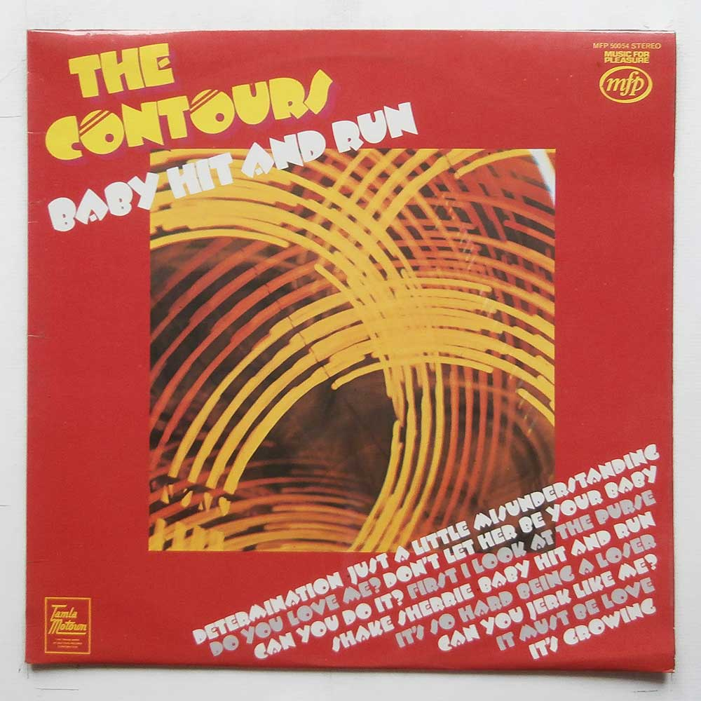 The Contours - Baby Hit and Run (MFP 50054)