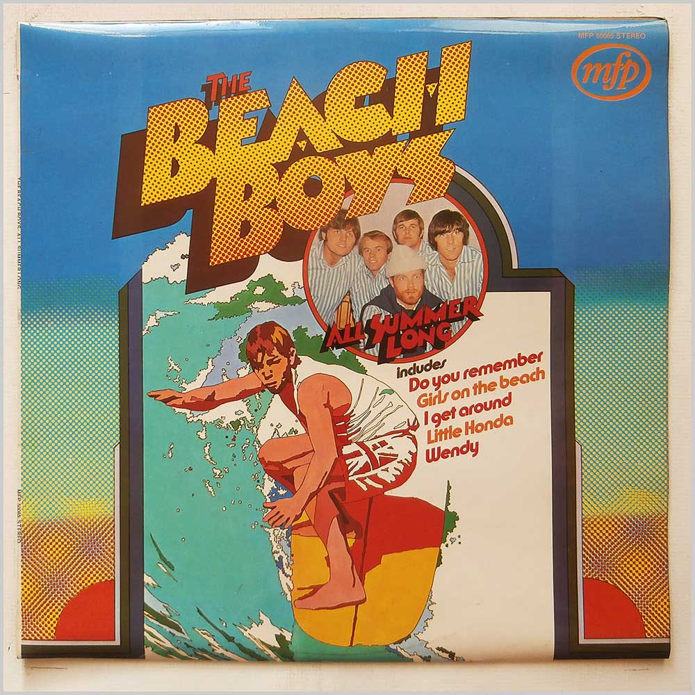The Beach Boys - All Summer Long (MFP 50065)