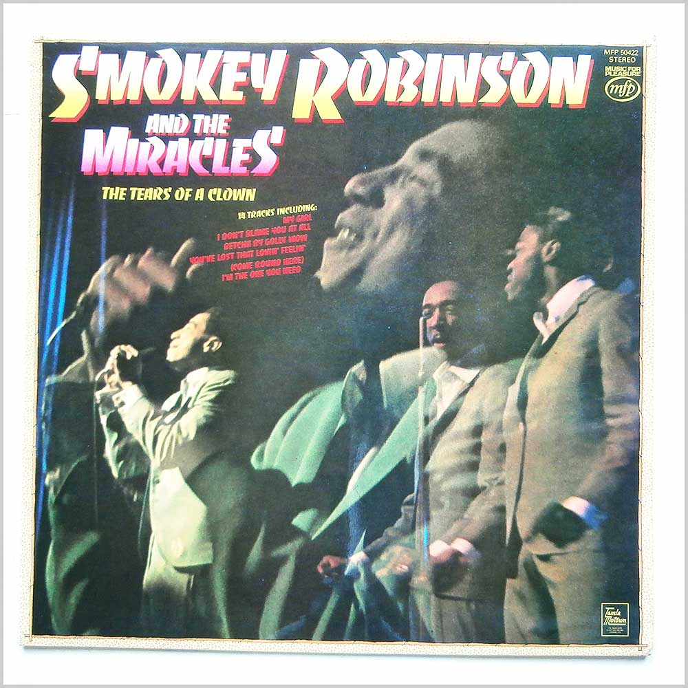 Smokey Robinson and the Miracles - The Tears Of A Clown (MFP 50422)