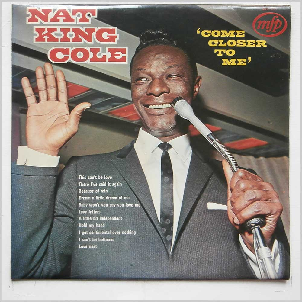 Nat King Cole - Come Closer To Me (MFP 5201)