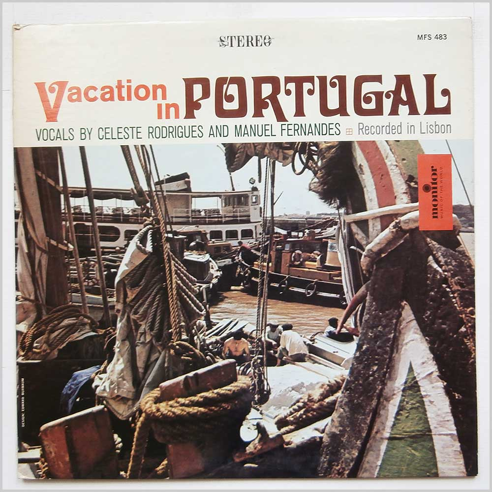 Celeste Rodrigues and Manuel Fernandes - Vacation In Portugal (MFS 483)