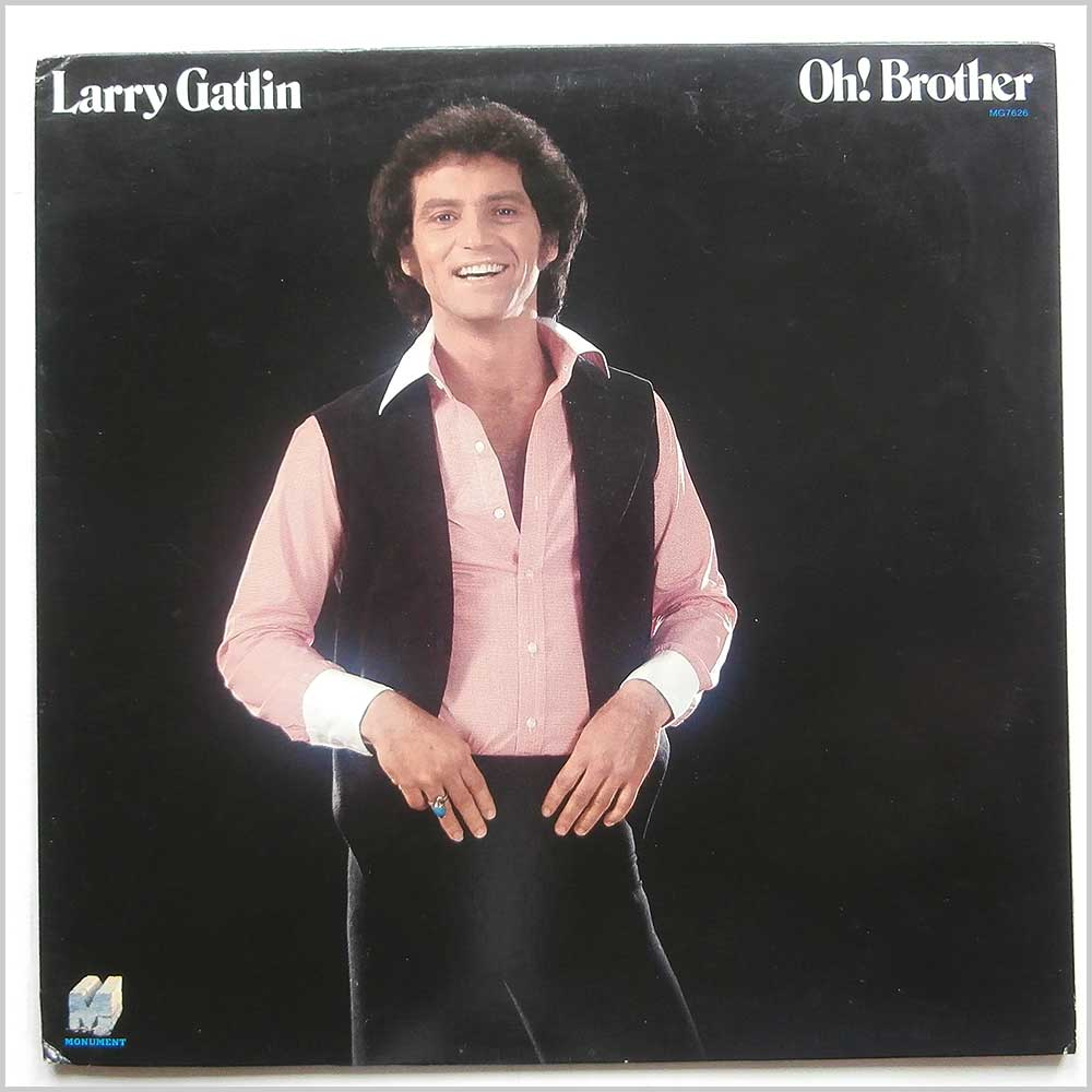 Larry Gatlin - Oh Brother (MG 7626)