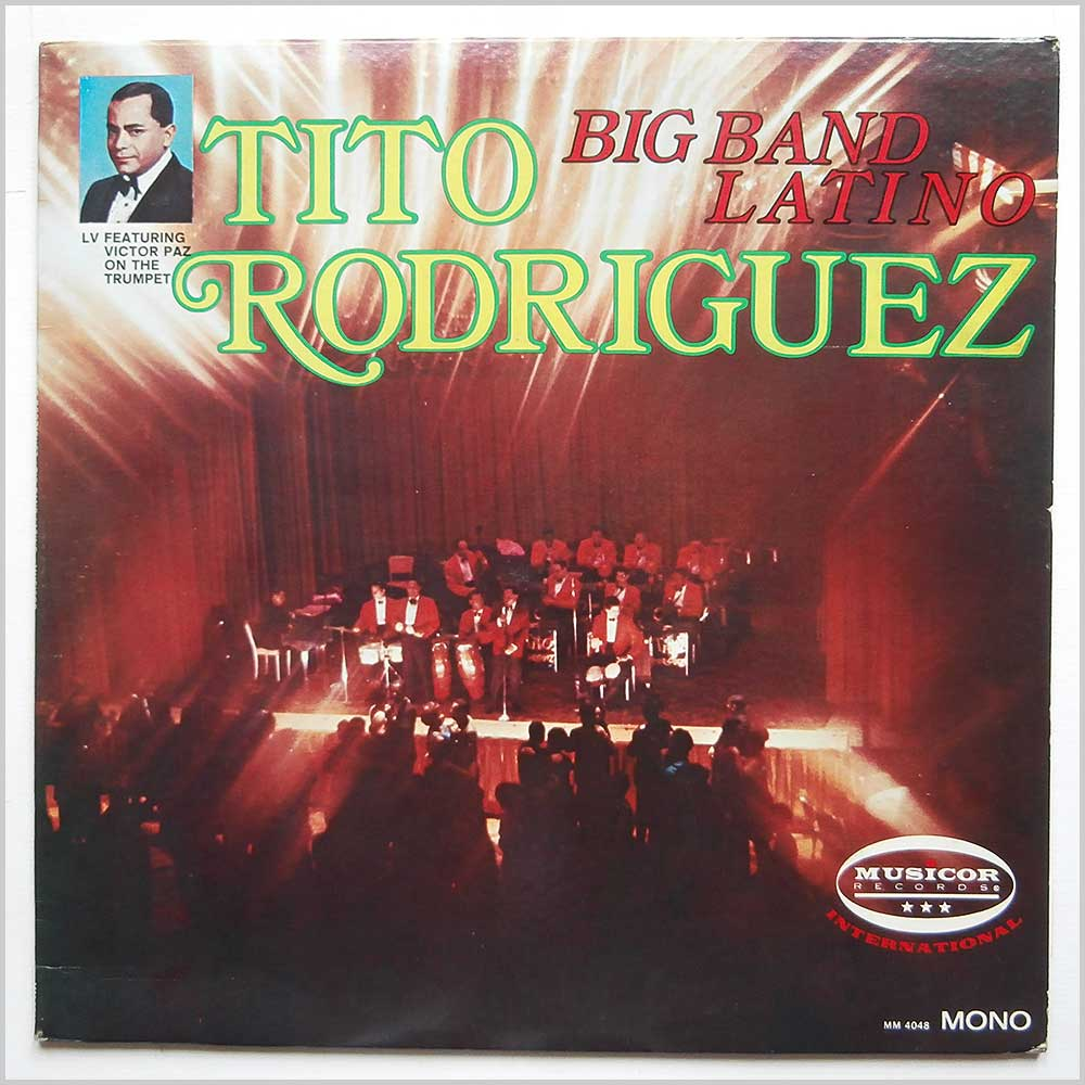 Tito Rodriguez - Big Band Latino (MM 4048)