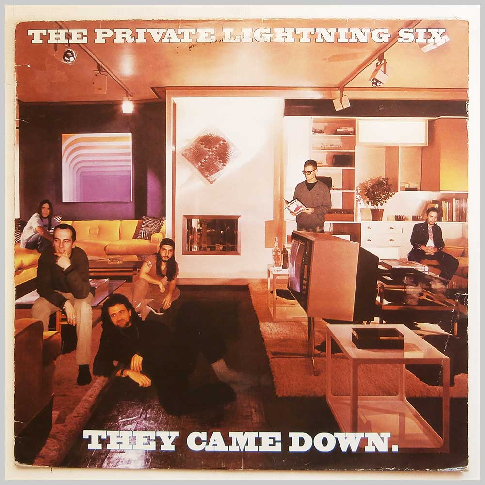 The Private Lighting Six - They Came Down (MORBID 05)