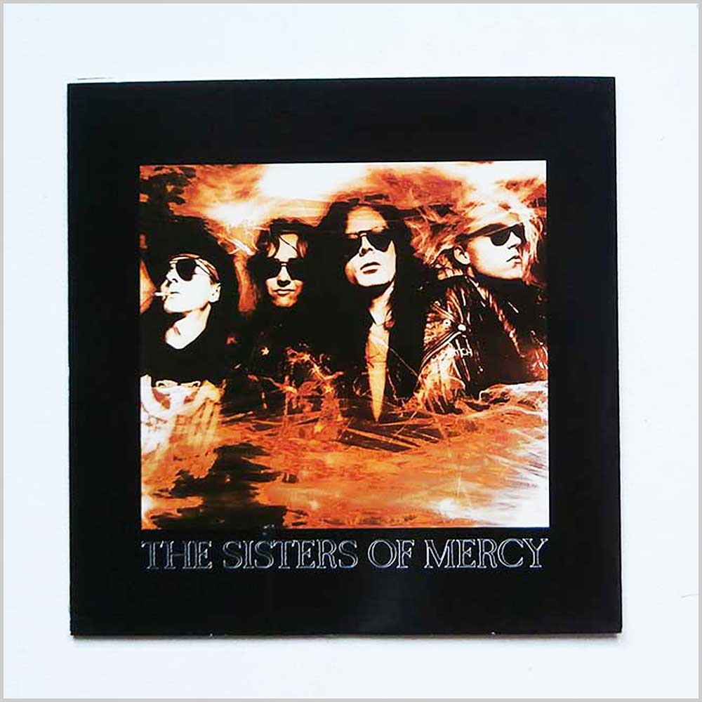 The Sisters Of Mercy - Doctor Jeep (MR51)