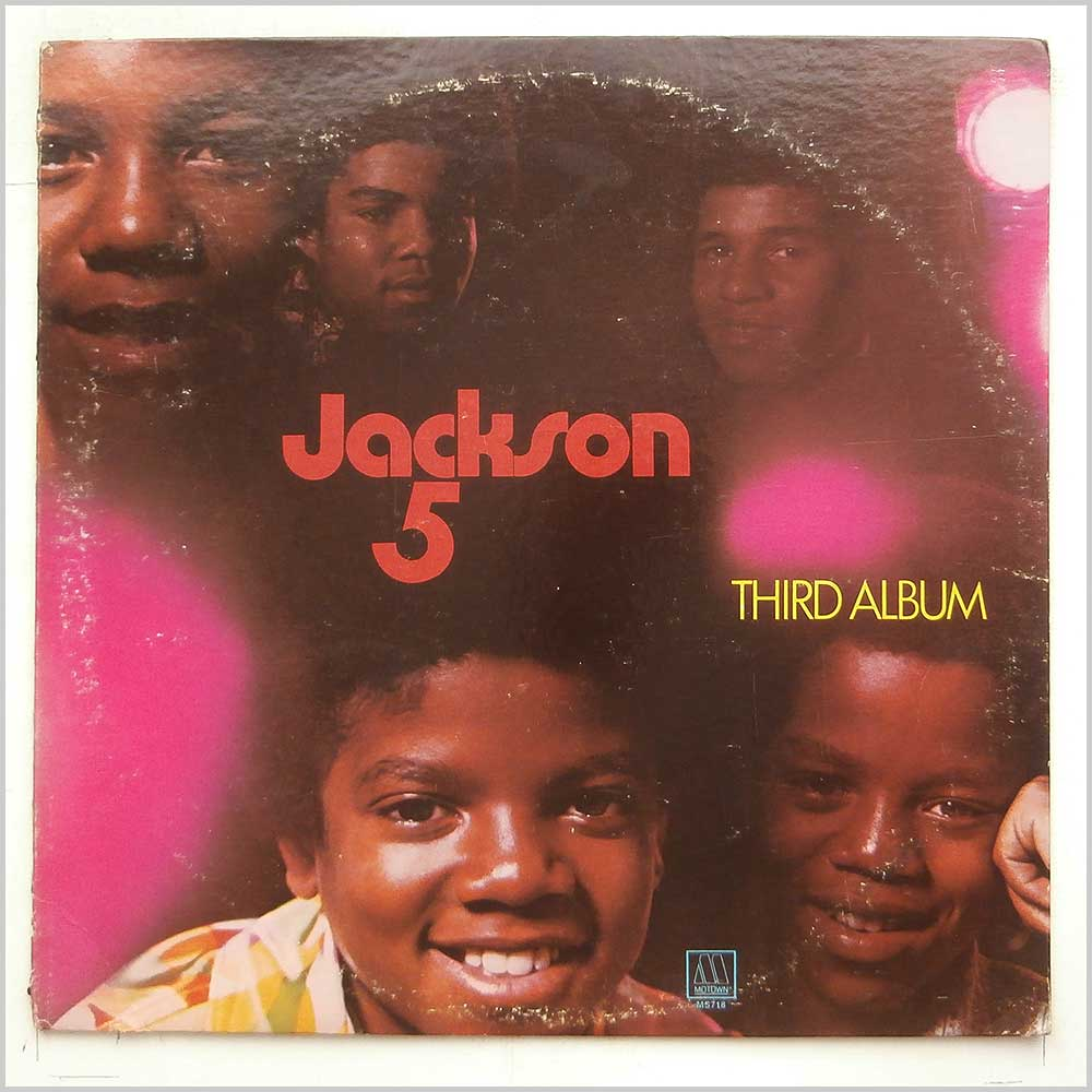 Jackson 5 - Third Album (MS-718)