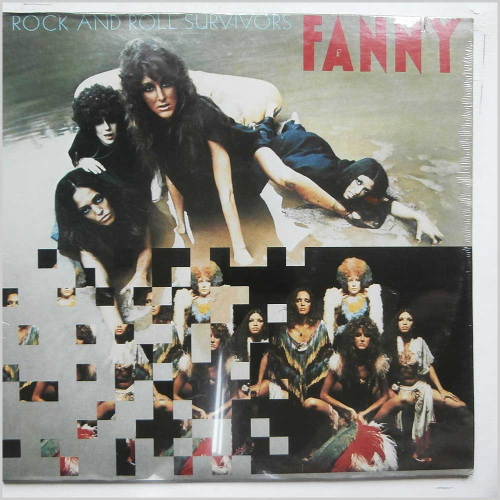 Fanny - Rock And Roll Survivors (NBLP 7007)