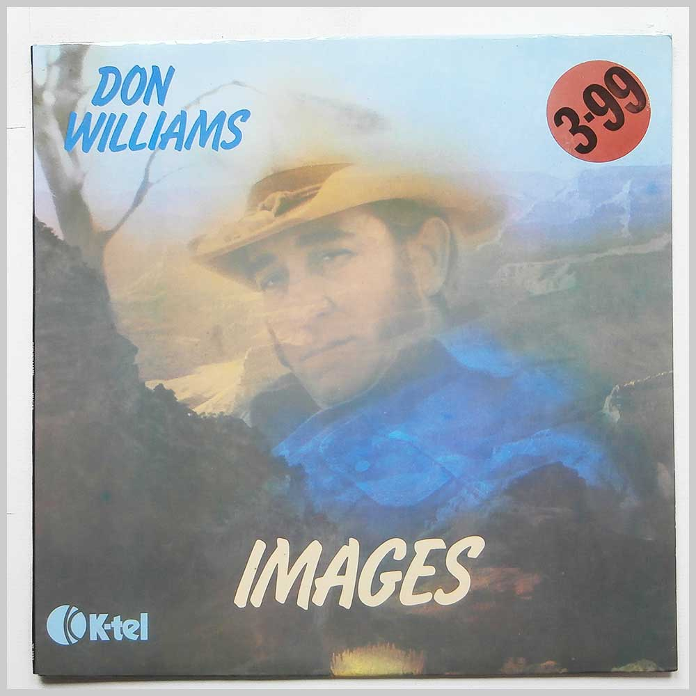 Don Williams - Images (NE 1033)