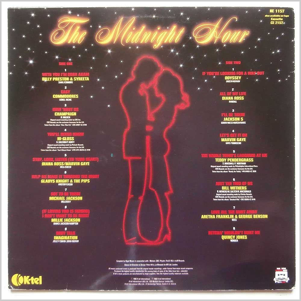 Various - The Midnight Hour (NE 1157)