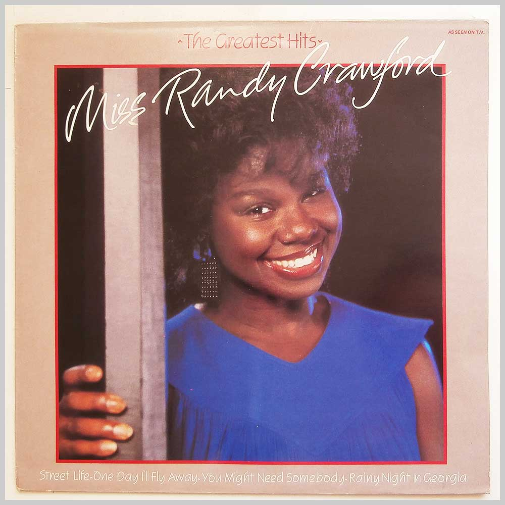 Randy Crawford - Miss Randy Crawford: The Greatest Hits (NE 1281)