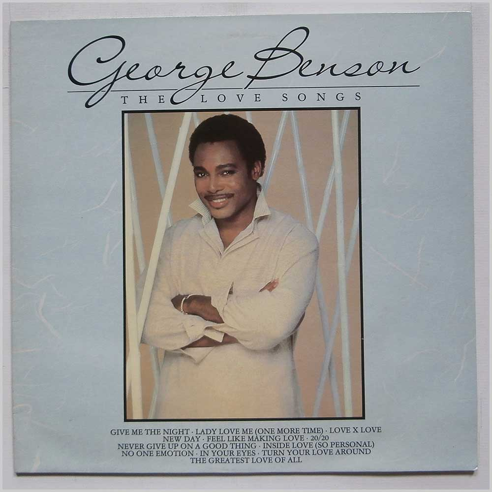 George Benson - The Love Songs (NE 1308)