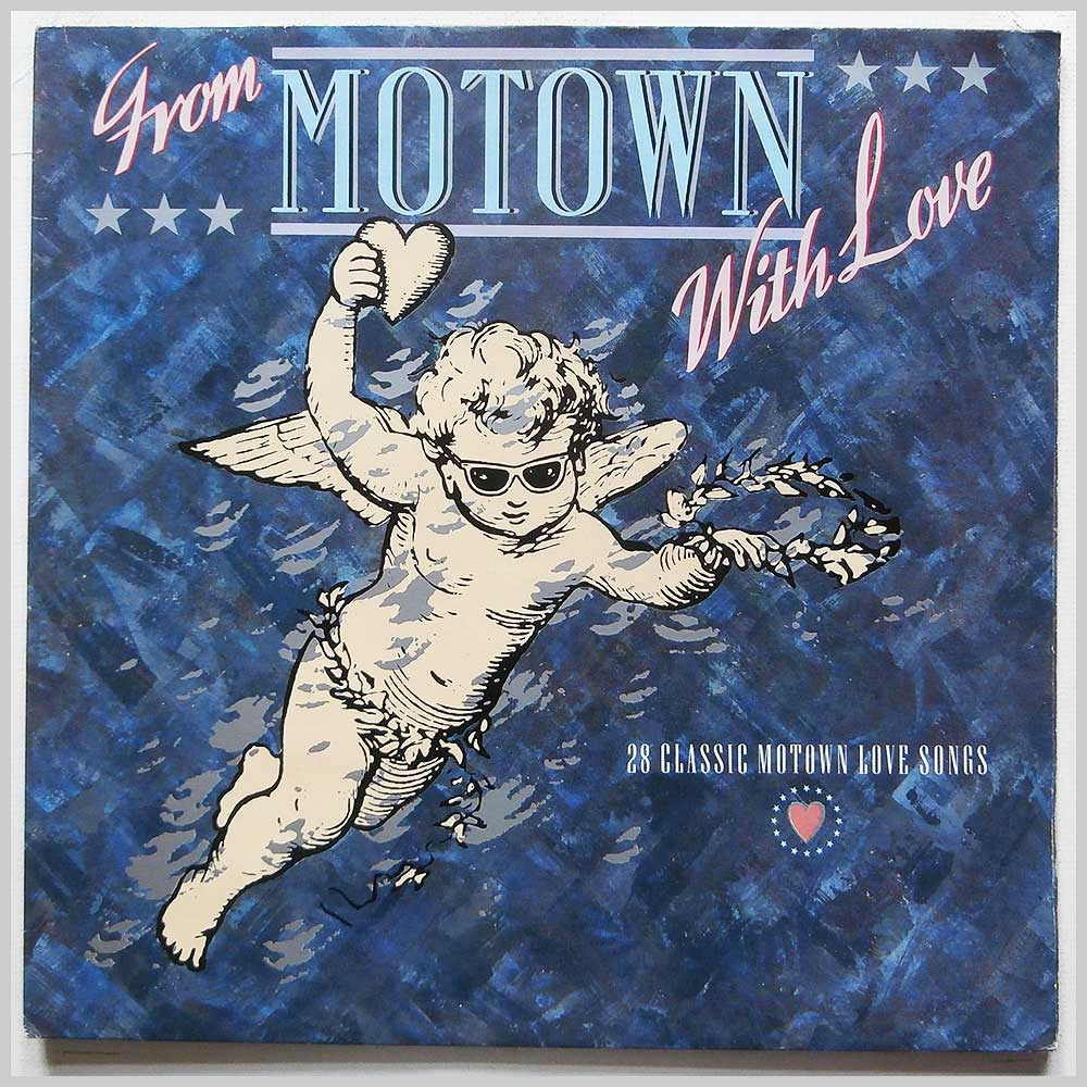 Various - From Motown With Love (NE 1381)