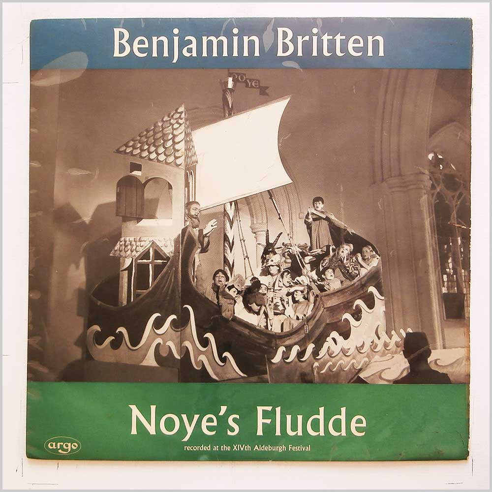 Emanuel Hurwitz, The English Chamber Orchestra - Benjamin Britten: Noye's Fludde (NF 1)