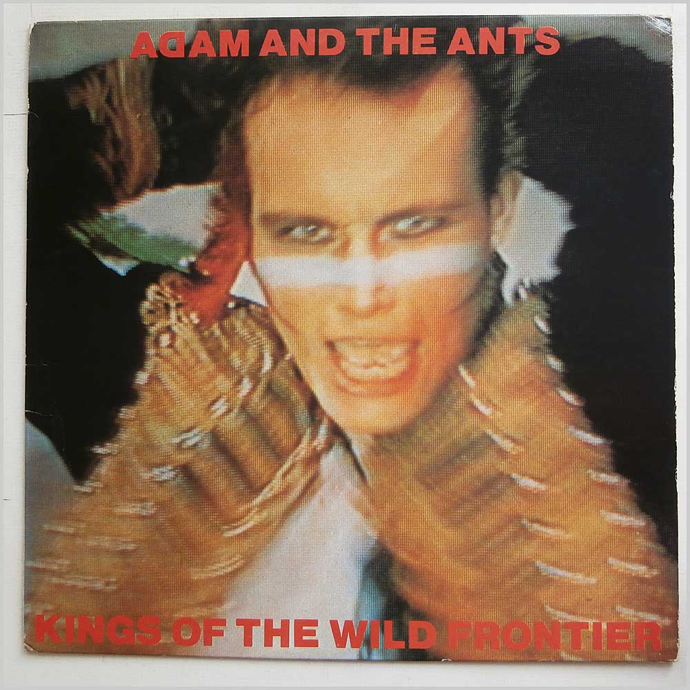 Adam And The Ants - Kings Of The Wild Frontier (NJE 37033)