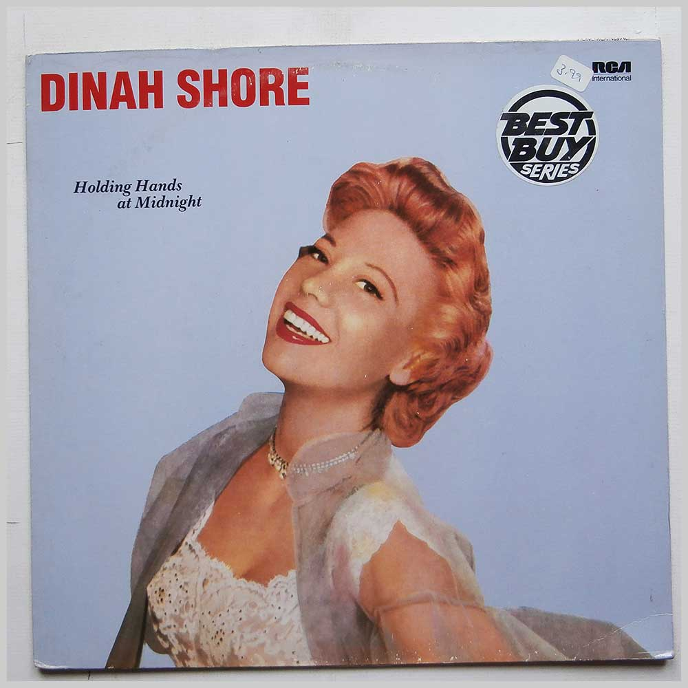 Dinah Shore - Holding Hands At Midnight (NL89467)
