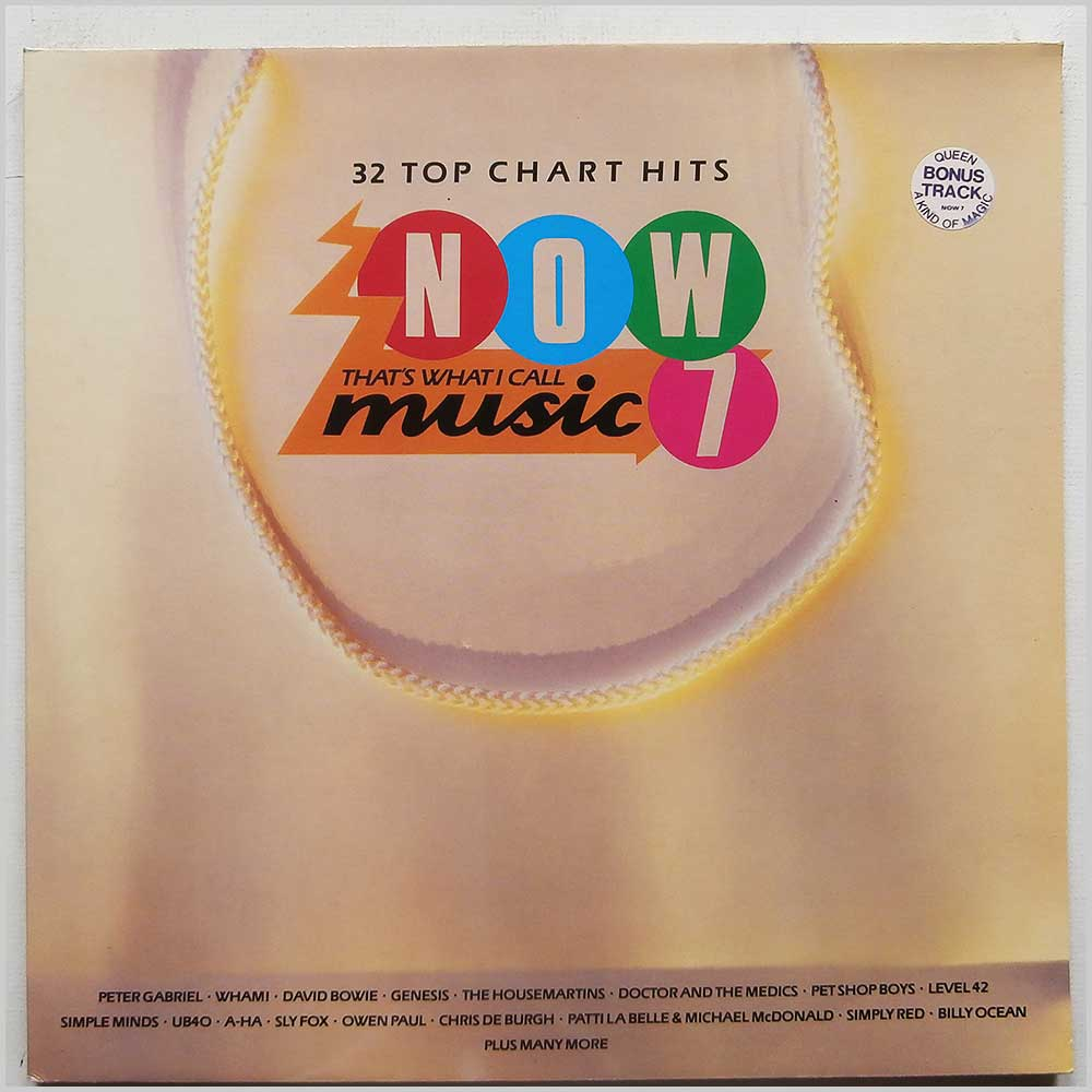 Various - Now That's What I Call Music 7 (NOW 7)
