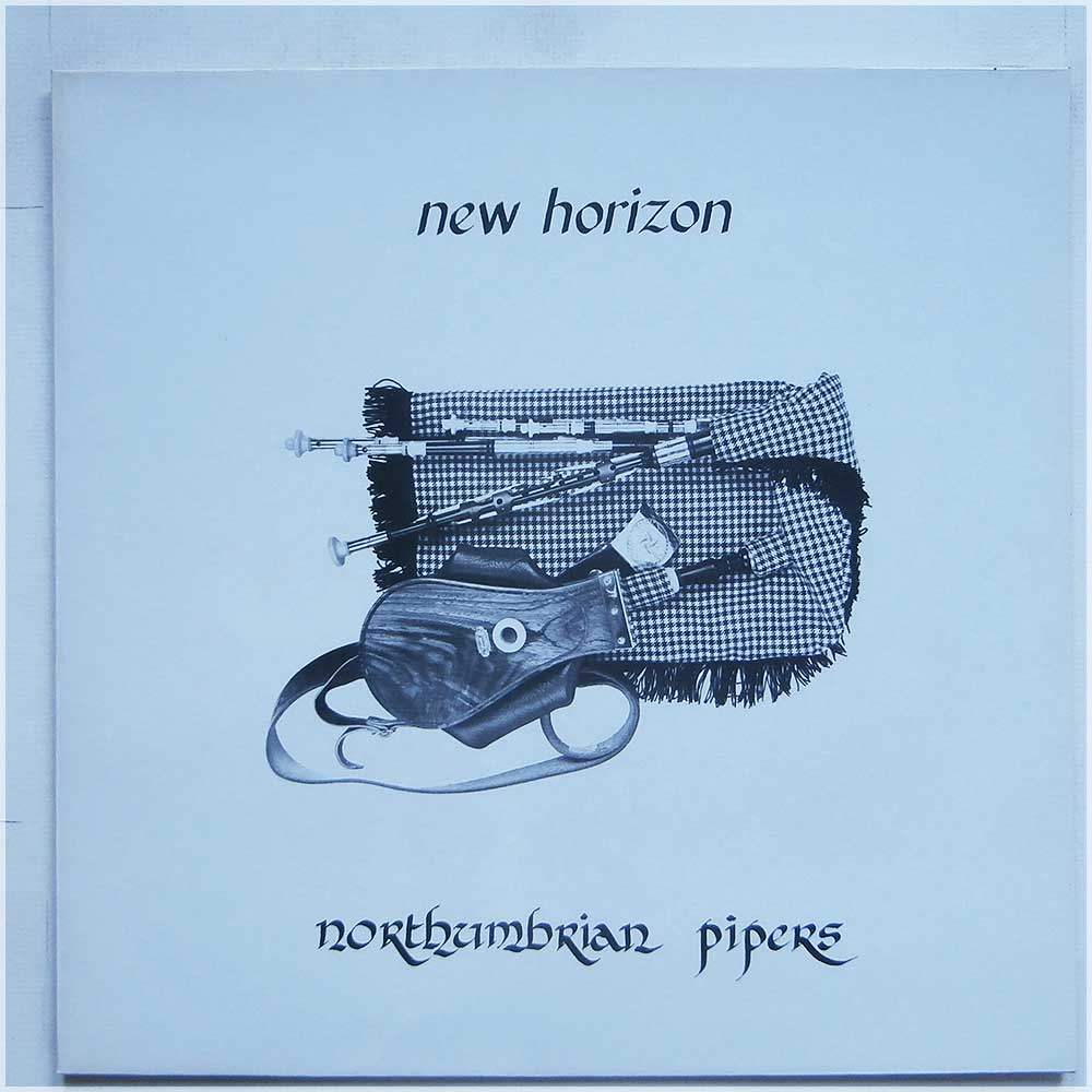 Northumbrian Pipers - New Horizon (NPS 1)