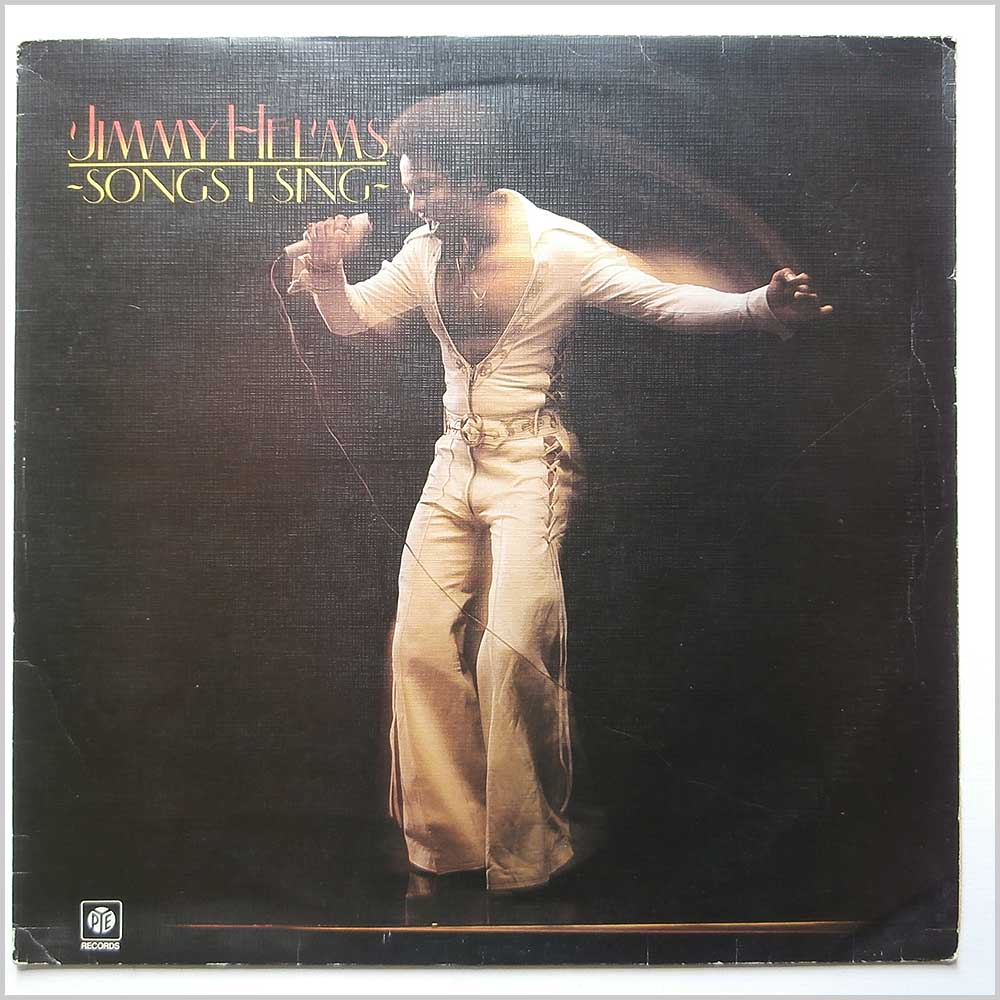 Jimmy Helms - Songs I Sing (NSPL 18459)