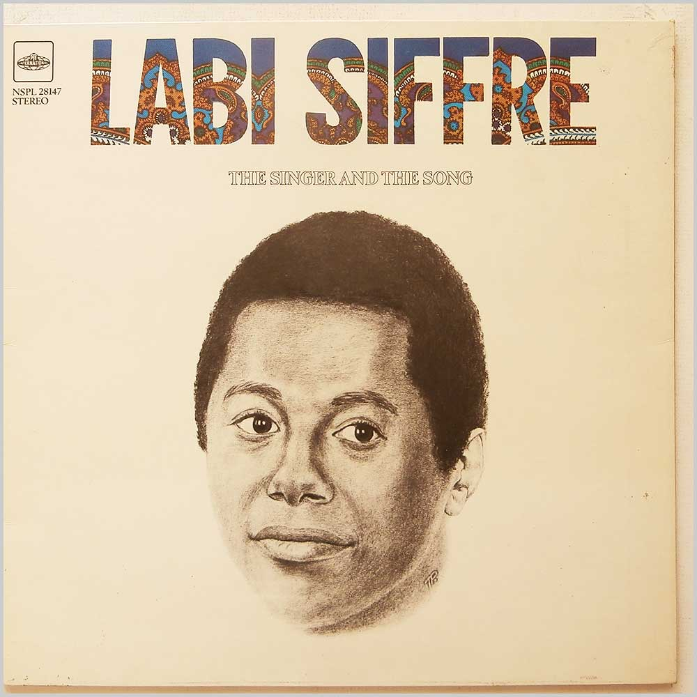 Labi Siffre - The Singer and The Song (NSPL 28147)