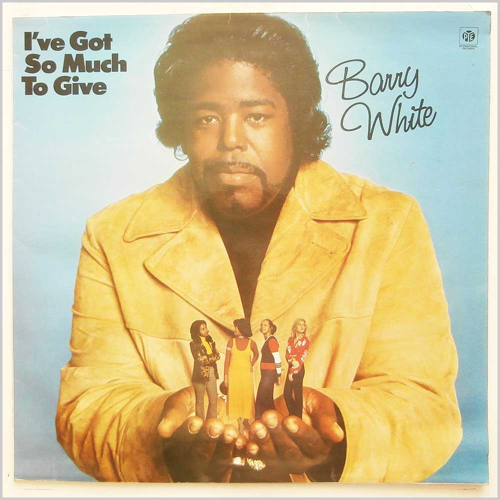 Barry White - I've Got So Much To Give (NSPL 28175)