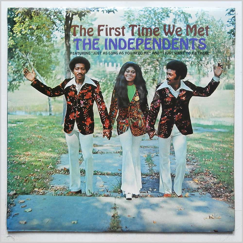 The Independents - The First Time We Met (NSPL 28178)