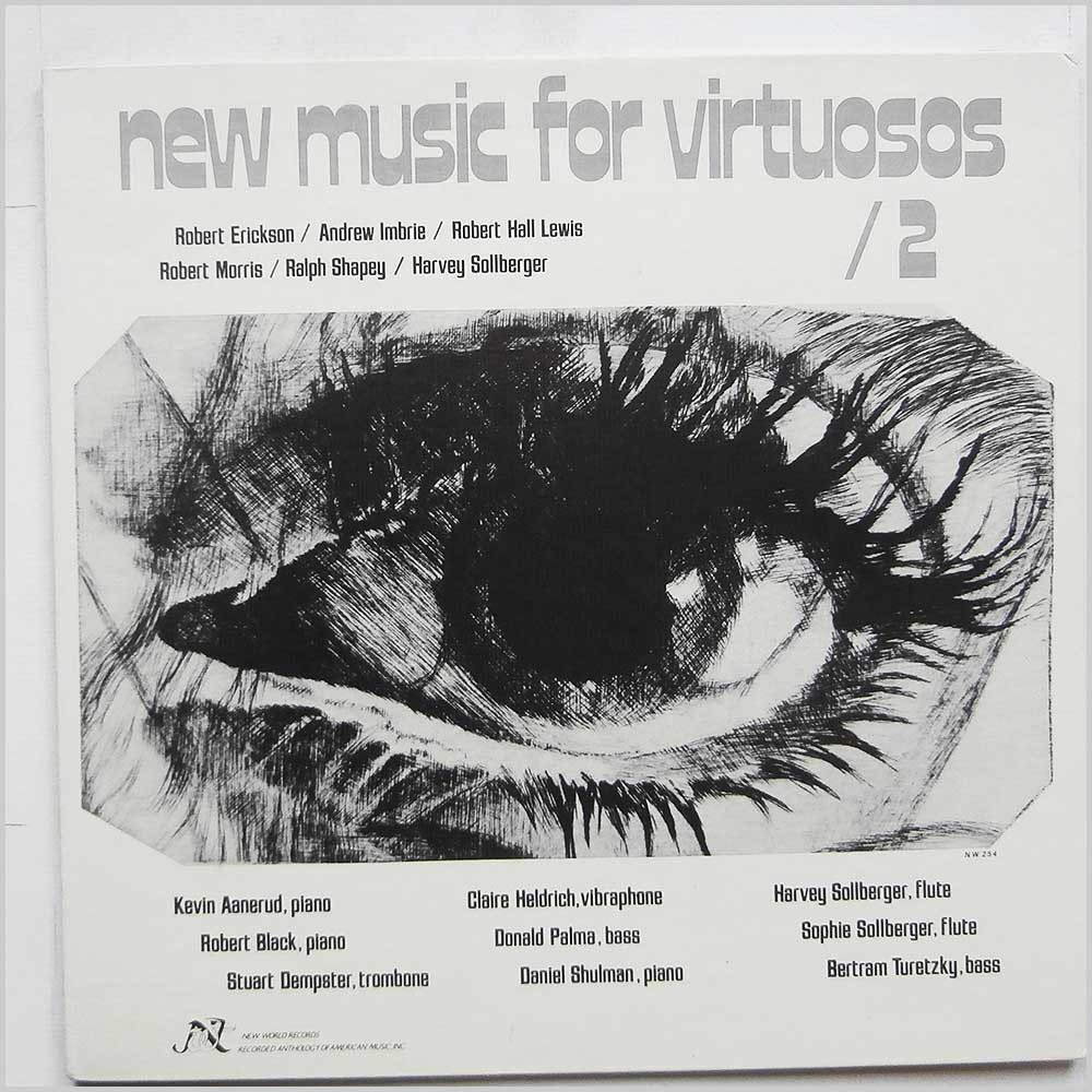 Various - New Music For Virtuosos 2 (NW 254)