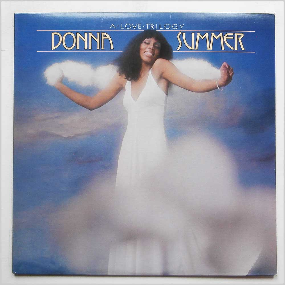 Donna Summer - A Love Trilogy (OCLP 5004)