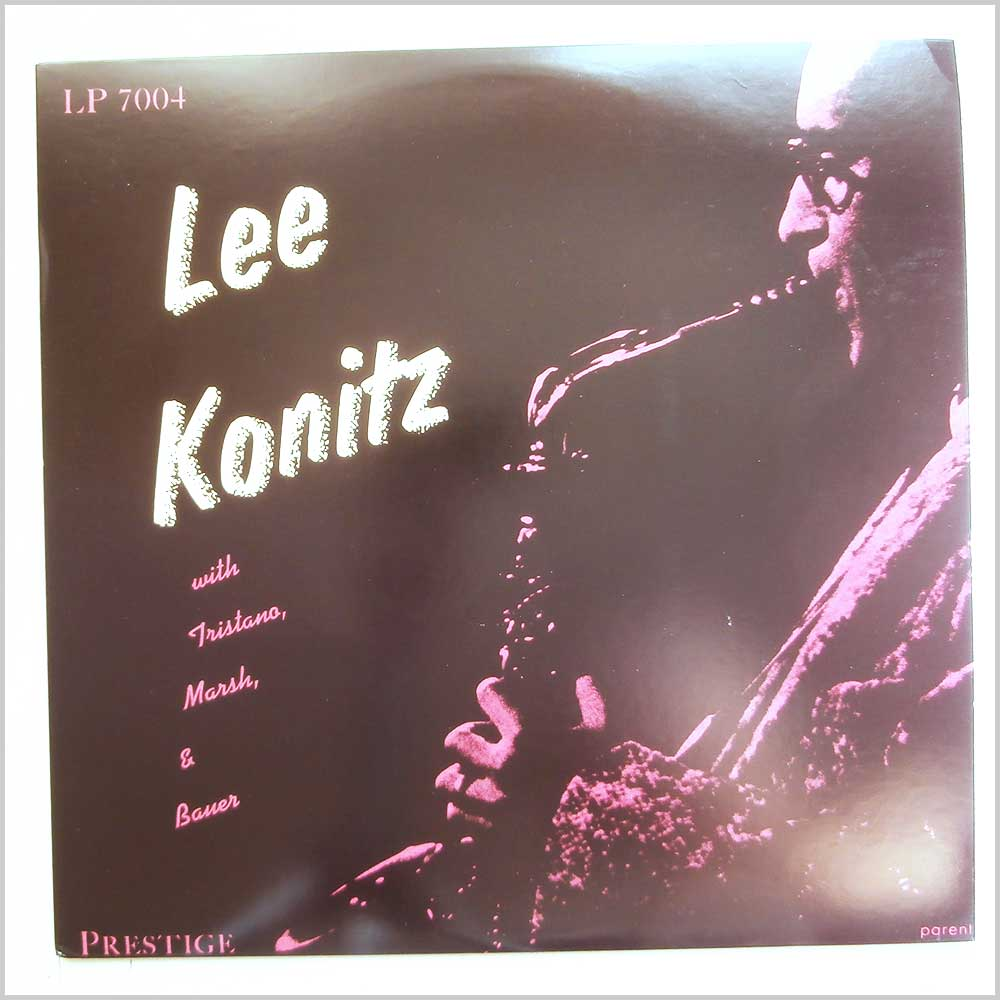 Lee Konitz with Tristano, Marsh and Bauer - Subconscious-Lee (OJC-186)