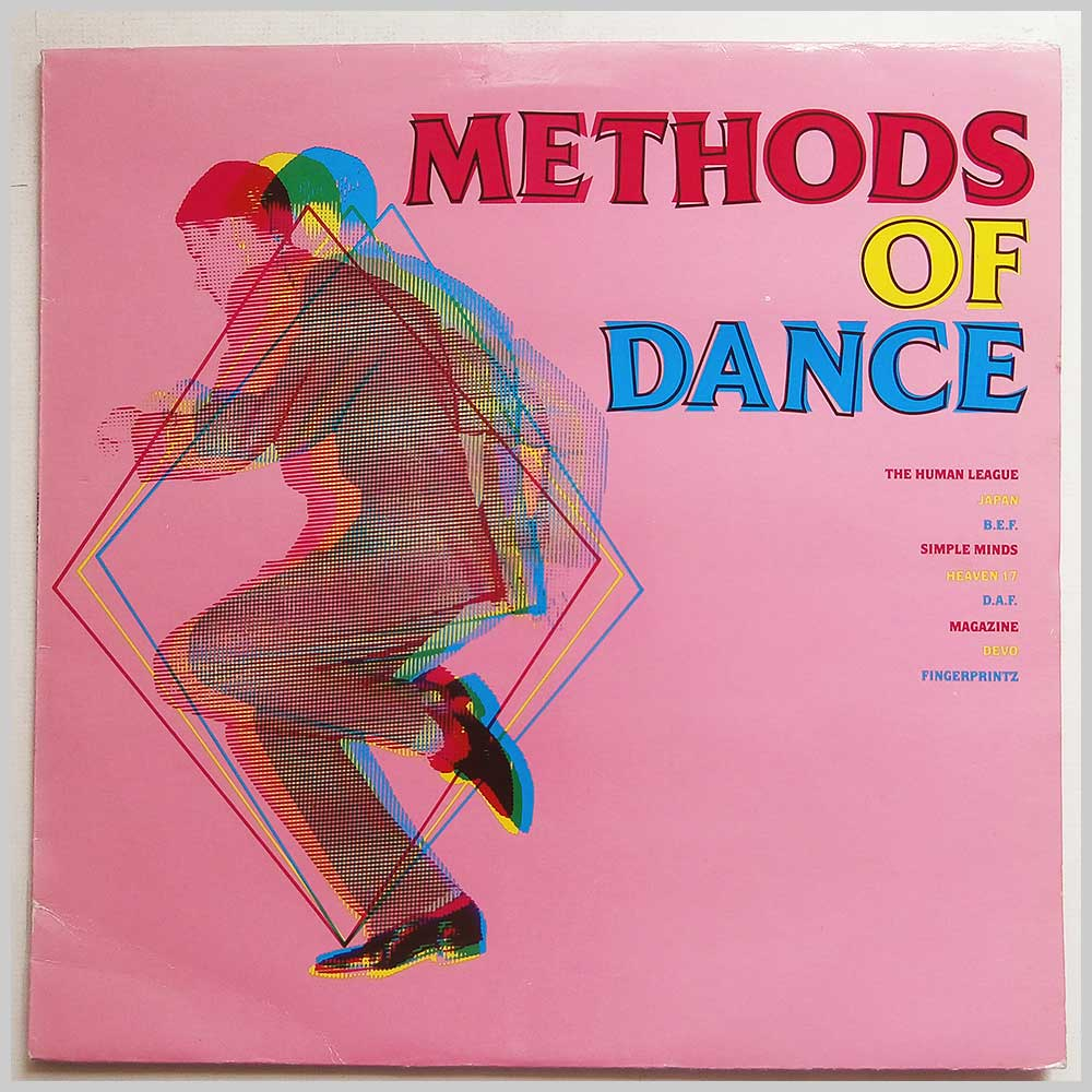 Various - Methods Of Dance (OVED 5)