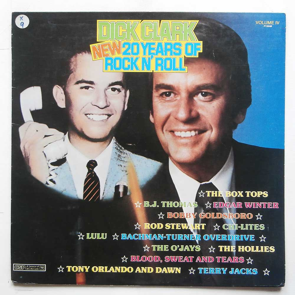 Various - Dick Clark: New 20 Years Of Rock N' Roll Volume IV (P13046)