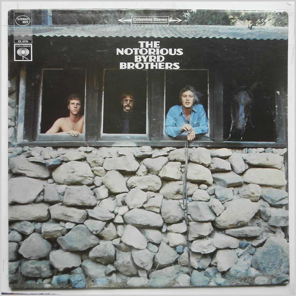 The Byrds - The Notorious Byrd Brothers (PC 9575)