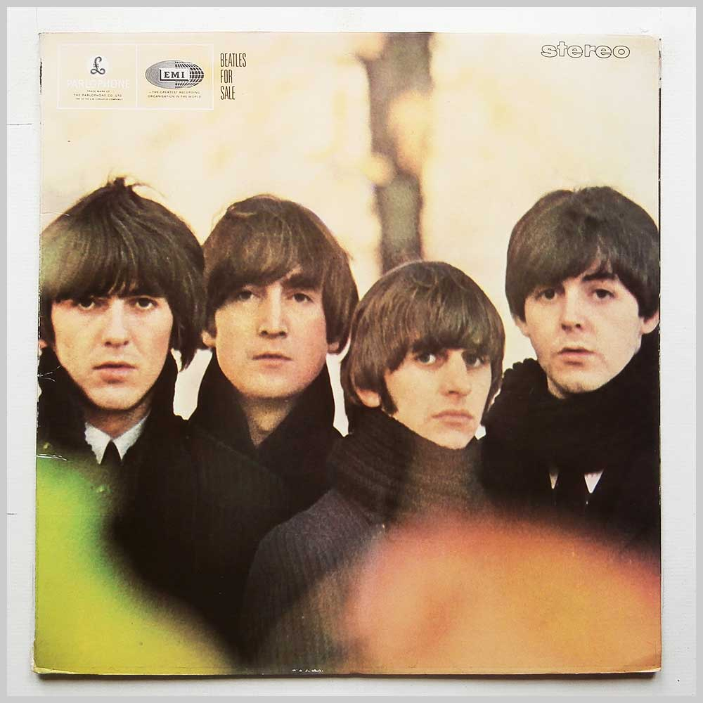 The Beatles - Beatles For Sale (PCS 3062)