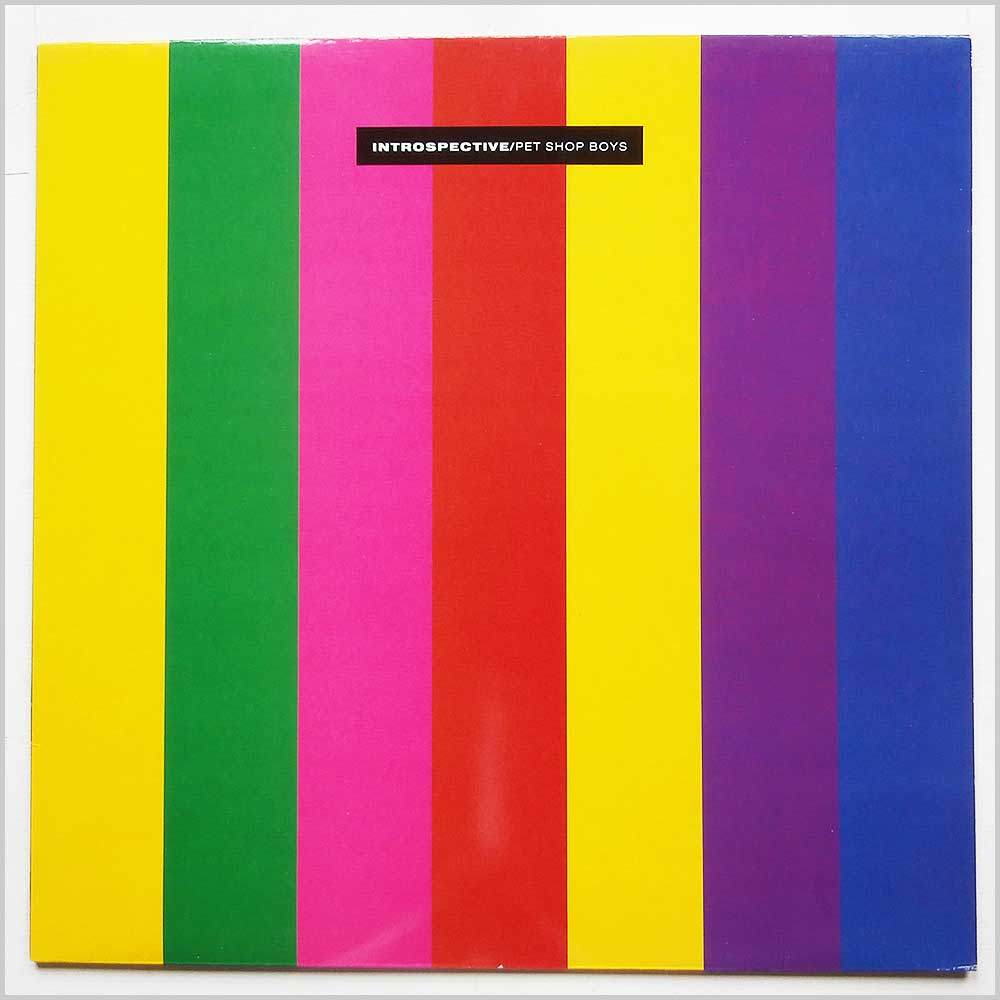 Pet Shop Boys - Introspective (PCS 7325)