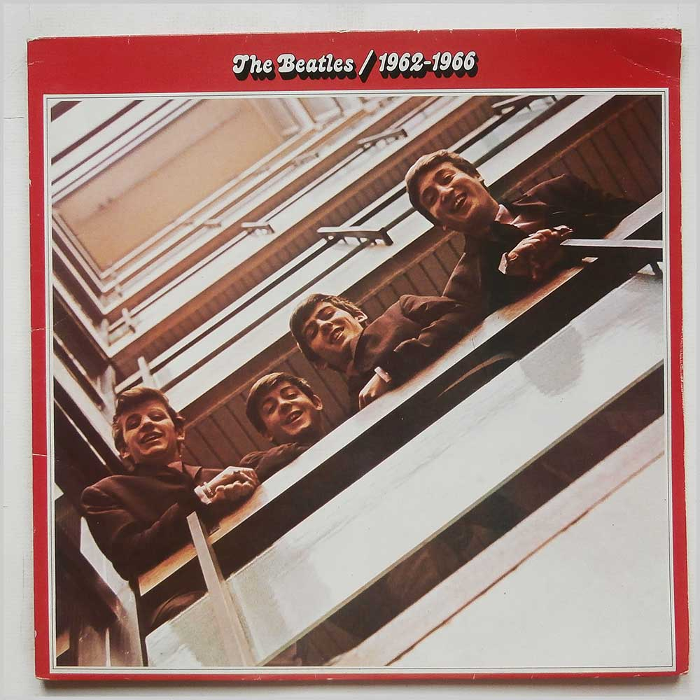 The Beatles - 1962-1966 (PCSP 717)