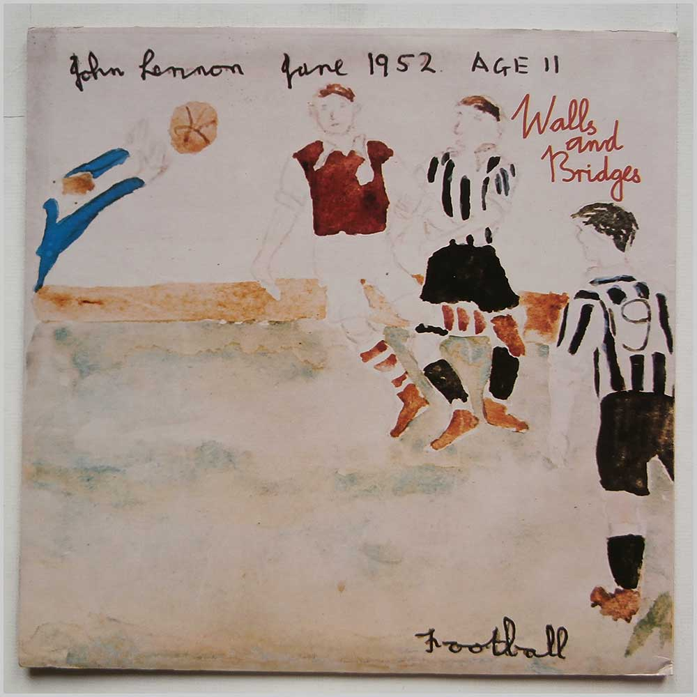 John Lennon - Walls and Bridges (PCTC 253)