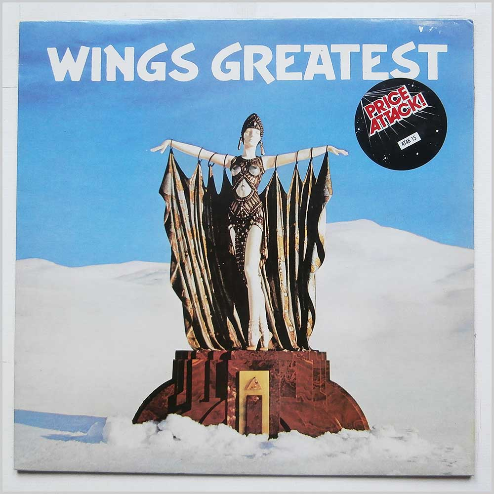 Wings - Wings Greatest (PCTC 256)