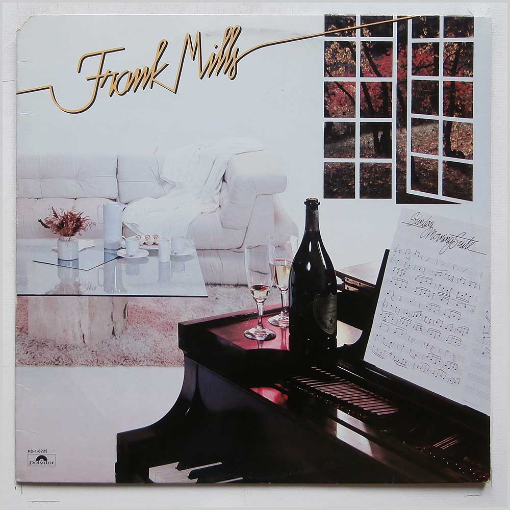Frank Mills - Sunday Morning Suite (PD-1-6225)
