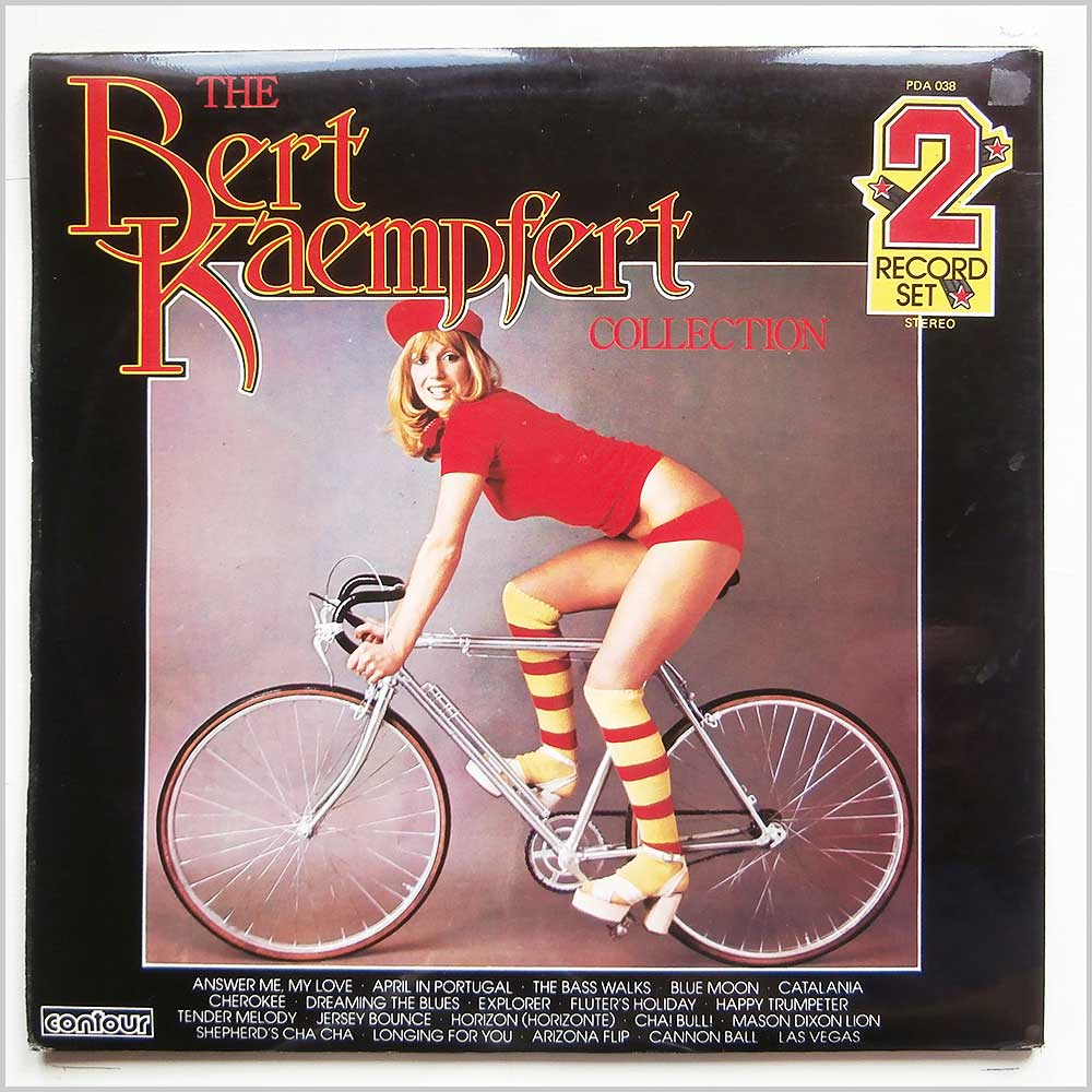 Bert Kaempfert - The Bert Kaempfert Collection (PDA 038)