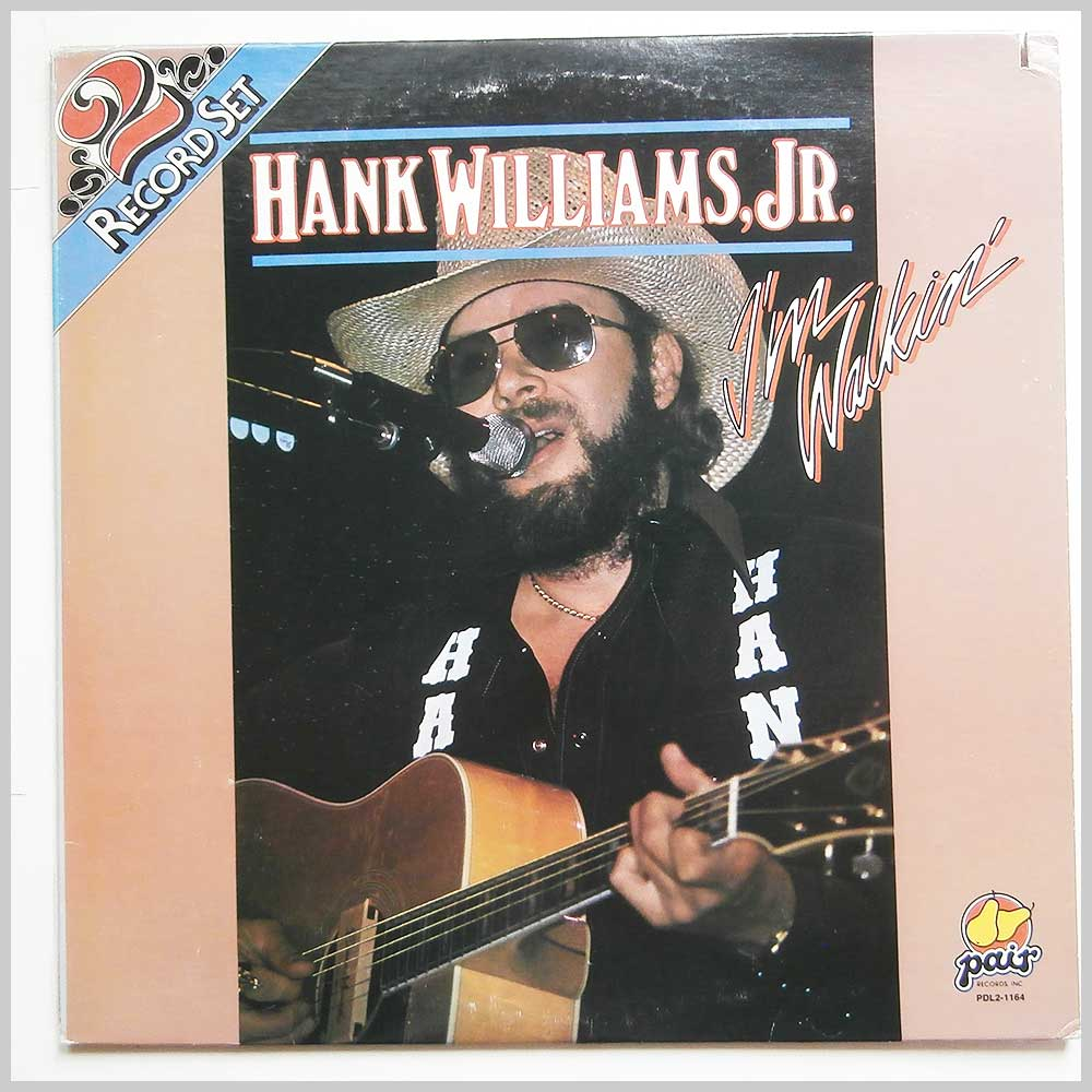 Hank Williams Jr. - I'm Walkin (PDL2-1164)