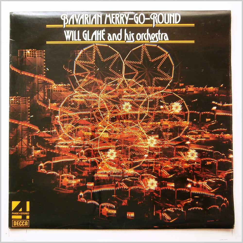 Will Glahe and His Orchestra - Bavarian Merry-Go-Round (PFS 4372)