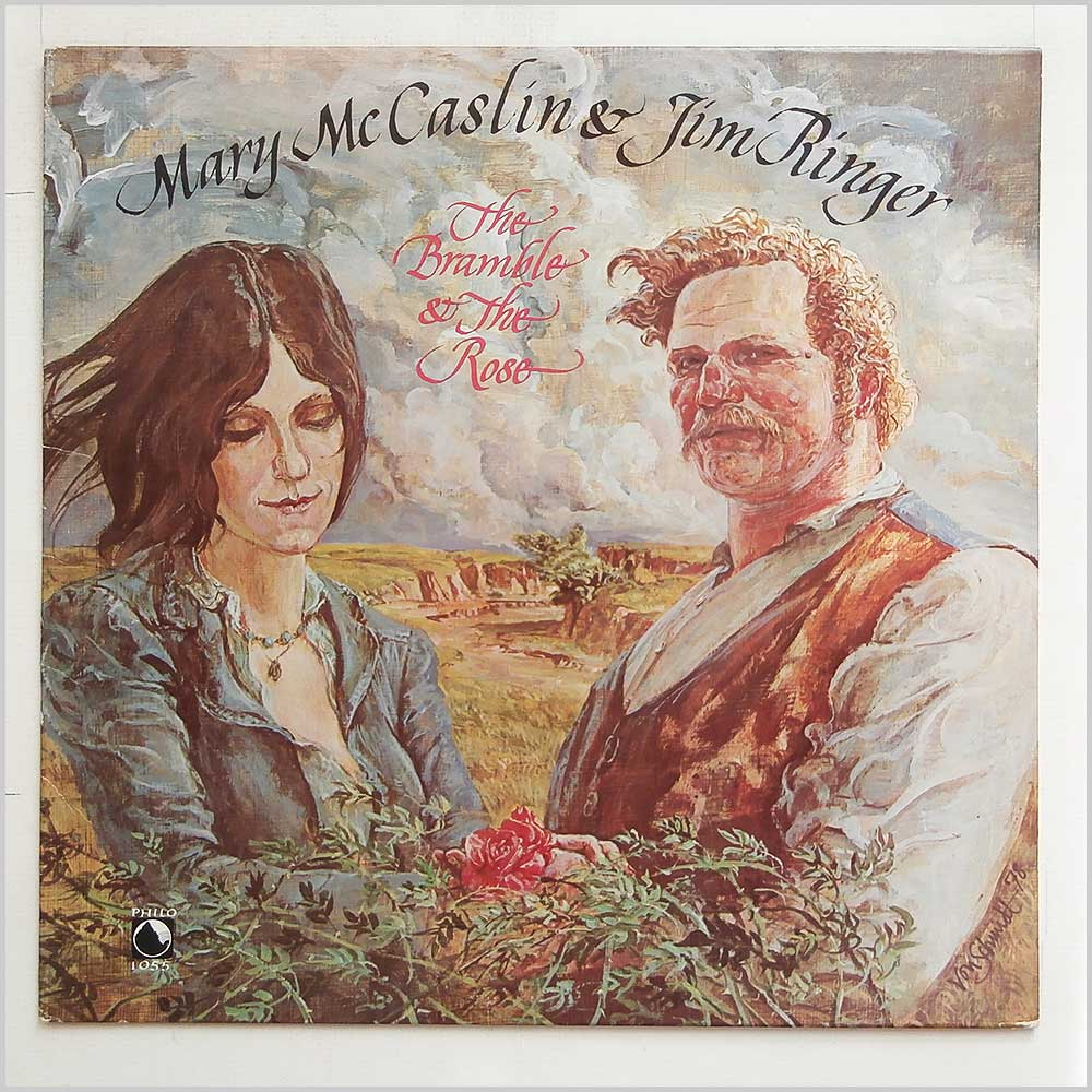 Mary McCaslin and Jim Ringer - The Bramble and The Rose (PH 1055)