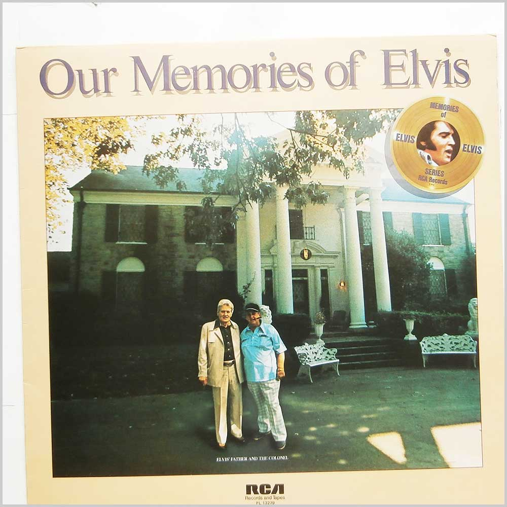 Elvis Presley - Our Memories Of Elvis (PL 13279)