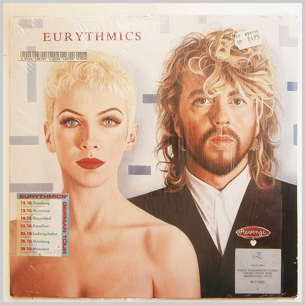 Eurythmics - Revenge (PL 71050)