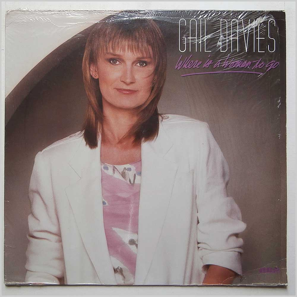 Gail Davies - Where Is A Woman To Go (PL85187)