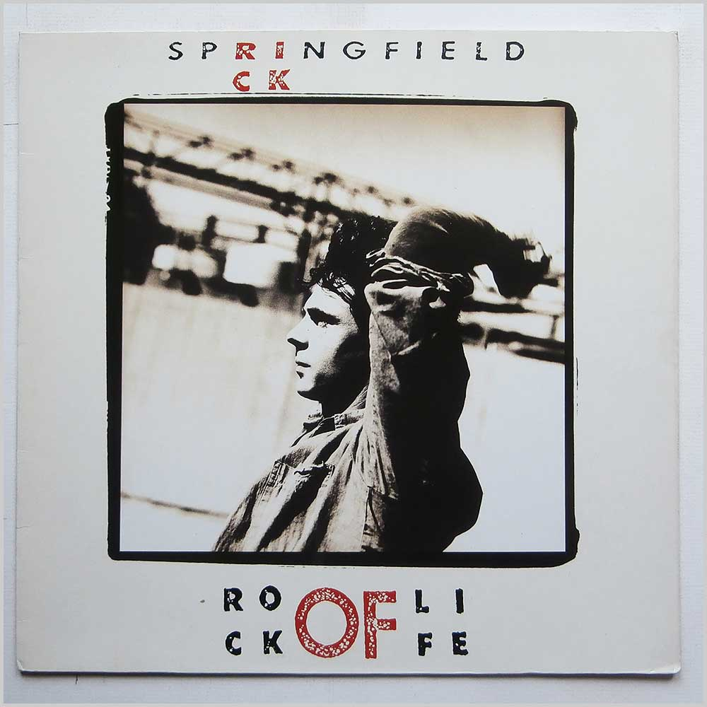 Rick Springfield - Rock Of Life (PL86620)