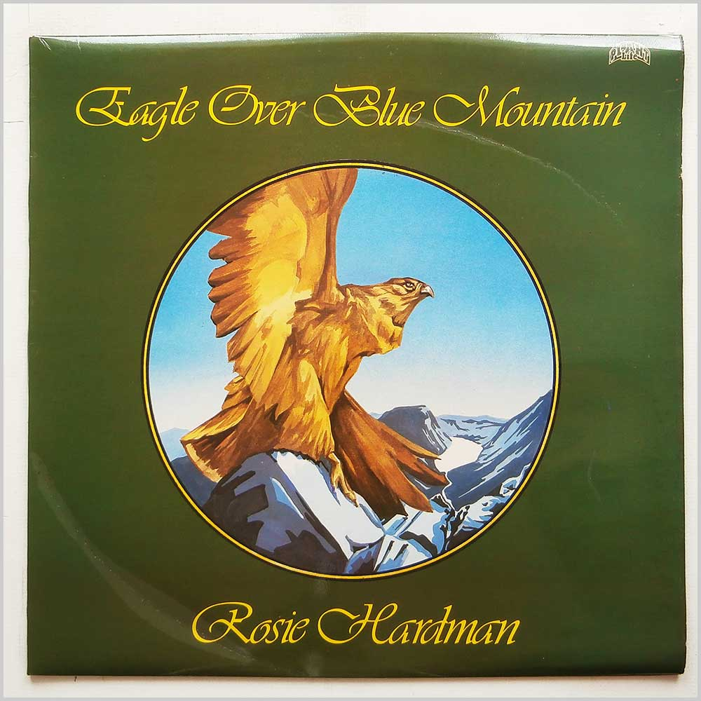 Rosie Hardman - Eagle Over Blue Mountain (PLR014)