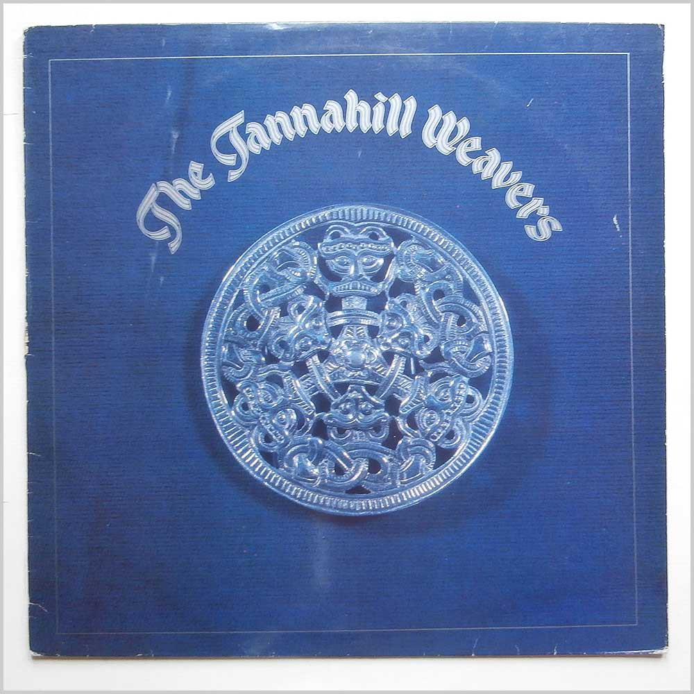 The Tannahill Weavers - The Tannahill Weavers (PLR 017)