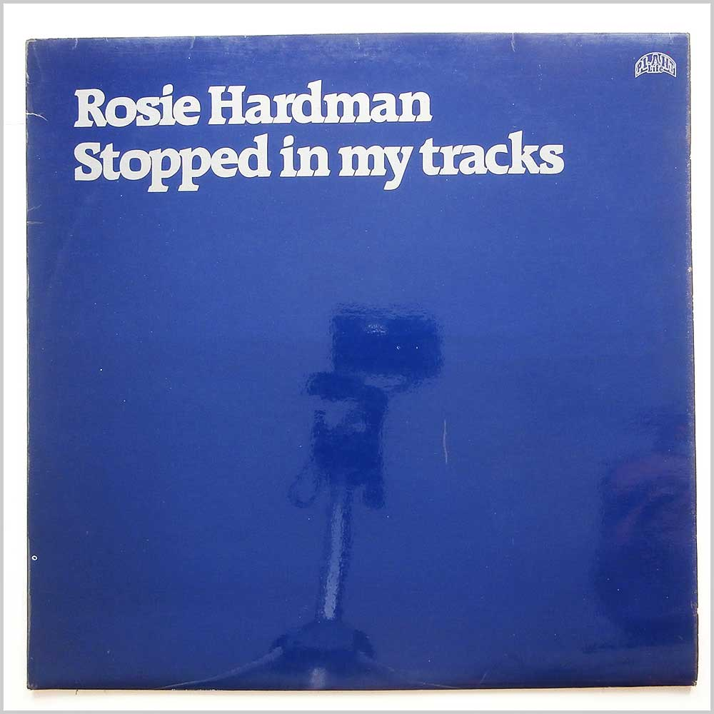 Rosie Hardman - Stopped In My Tracks (PLR023)